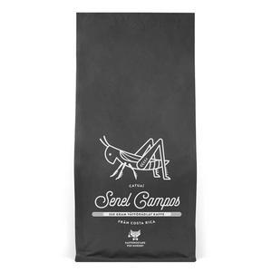 Kafferostare Per Nordby - Senel Campos - Costa Rica - Ljusrostade kaffebönor -350g