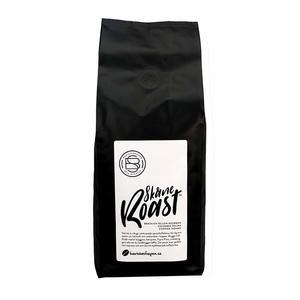 Baristashopen - Skåne Roast™  BRYGGMALET - Kraftfulla och mörkrostade kaffebönor - 500g