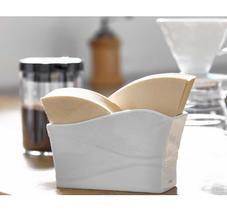 Hario - V60 Paper Stand - Filterhållare i porslin till V60 pappersfilter