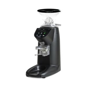 Compak - E5 Essential On Demand - Mat Black - Mycket snabb och snygg on demand-kvarn för café och restaurang