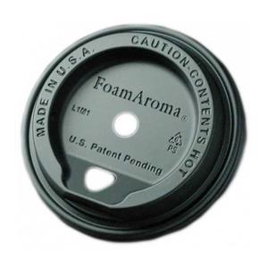 Foam Aroma - Take away - Lock - Svart