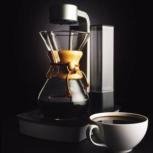 Chemex Ottomatic 2.0 - 6 koppars kaffebryggare