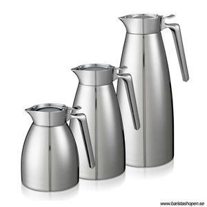 Bonamat - Qline Large - Severingskanna i polerat rostfritt stål - 1 liter