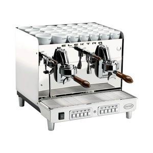 Elektra - SIXTIES T3 Compact - Kompakt espressomaskin i retrostil med två grupper