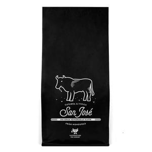 Kafferostare Per Nordby - San José - Honduras - Ljusrostade kaffebönor - 350g