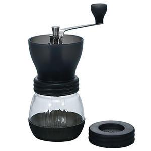 Hario - Skerton - manuell kaffekvarn med keramiskt malverk - Nu med lock!