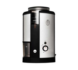 Wilfa Svart Nymalt - WSCG-2 grinder - Kaffekvarn + 500g kraftfulla kaffebönor