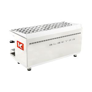 Elektra - KUP 3-group - Ice White - Snygg, effektiv espressomaskin för restaurangen eller caféet - Tre grupper