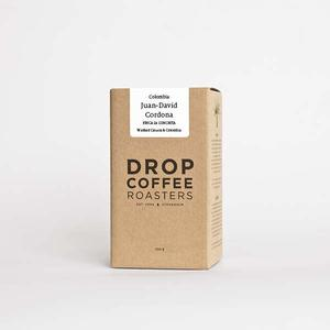 Drop Coffee - Juan David Cordona - Colombia - Ljusrostade kaffebönor - 250g