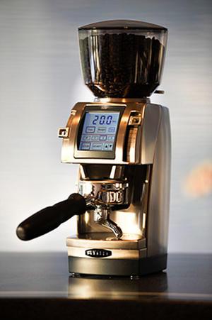 Baratza - Forté AP - Utmärkt espressokvarn och allroundkvarn med smart display för full kontroll