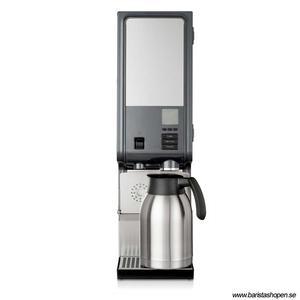 Bonamat - Bolero 2 3kW Gray - Instantautomat - Kaffe snabbt och smidigt - Modell med två behållare