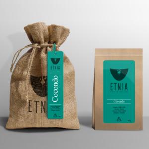 Etnia - Cocondo - Colombia - Mellanrostade kaffebönor - 250g