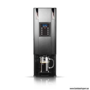 Coffee Queen - Prezzo (1-fas) - Tillreder presso-kaffe av högsta kvalité - 2 behållare för hela bönor