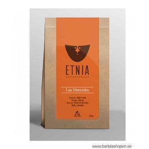 Etnia - Las Mercedes - Colombia - Mellanrostade kaffebönor - 250g