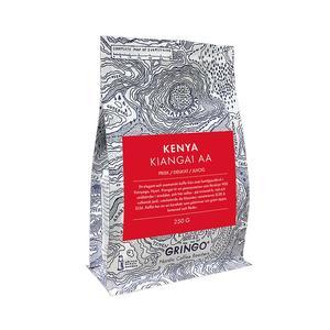 Gringo Nordic - Kenya Kiangai AA - Nyeri - Ljusrostade kaffebönor - 250g