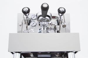 Izzo Valexia Duetto III - Espressomaskin för hemmet eller kontoret