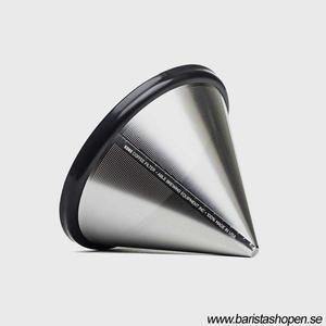 Able - Kone 3 - Permanent stålfilter till Chemex kaffebryggare