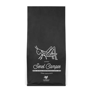 Kafferostare Per Nordby - Senel Campos - Costa Rica - Ljusrostade kaffebönor - 350g
