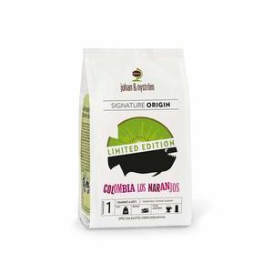 Johan & Nyström - Colombia Los Naranjos - Ljusrostade kaffebönor - 250g