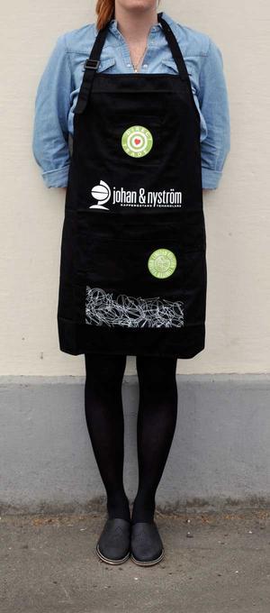 Förkläde från Johan & Nyström - Bröstförkläde