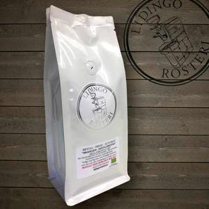 Lidingö Rosteri - Brygg och Espresso - Brasilien Santa Cristina – Ekologisk certifiering skörd 2017 - Mellanrostade kaffebönor - 250g