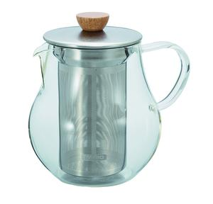 Hario - Tekanna Pitcher 700ml - Vacker tekanna i glas -1-4 koppar te