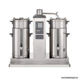 Bonamat - B20 Bordsmodell - Urnbryggare - Brygger stora mängder kaffe i två behållare à 20 liter