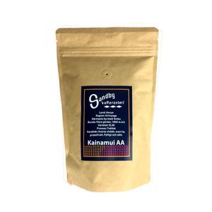 Sandby Kafferosteri - Kenya Kainamui AA - Ljusrostade kaffebönor - 250g