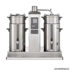 Bonamat - B40 Bordsmodell - Urnbryggare - Brygger stora mängder kaffe i två behållare à 40 liter