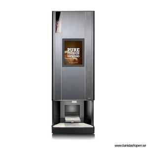 Coffee Queen - CQube SE12 Touch Screen - Utmärkt kaffeautomat för baristakaffe