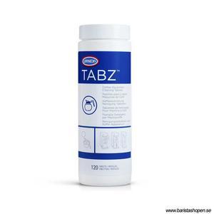 Urnex - Tabz - 120st effektiva rengöringstabletter till kaffebryggare och termosar