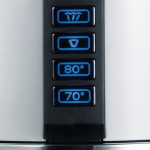 Graef - WK701 - 1.5L - Elektrisk Vattenkokare - Inställbar temperatur
