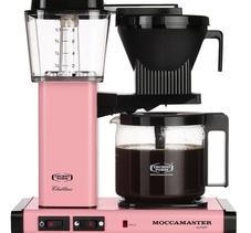 Moccamaster KBGC982 AO Pink kaffebryggare