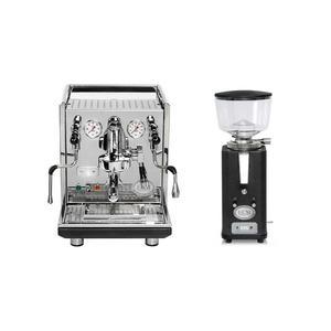 ECM - Synchronika espressomaskin + S-Automatik 64 Anthrazit espressokvarn - Proffspaket