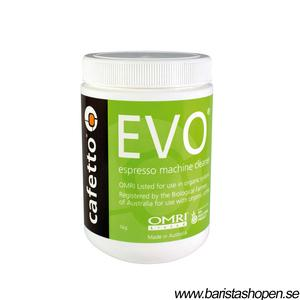 Cafetto - Espresso Machine Cleaner 1kg - Rengöring för din espressomaskin - Ekologisk produkt - 1000g