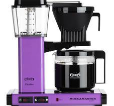 Moccamaster KBGC982 AO Grape lila kaffebryggare
