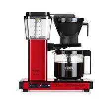 Moccamaster KBGC982 AO Red Metallic - Kaffebryggare