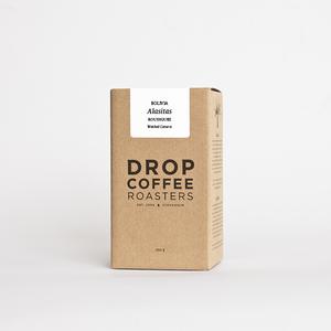 Drop Coffee - Alasitas Caturra - WASHED - Bolivia - Ljusrostade kaffebönor - 250g