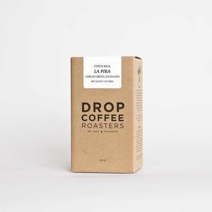 Drop Coffee - La Pira - Costa Rica - Red Honey - Ljusrostade kaffebönor - 250g