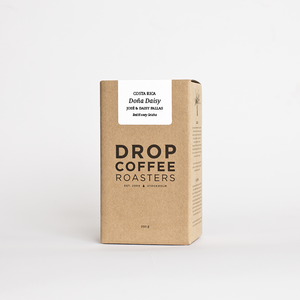 Drop Coffee - Doña Daisy Geisha - Red Honey - Costa Rica - Ljusrostade kaffebönor - 125g