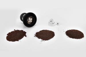 Blackwine - Grindripper - kvarn, bryggare och filter i samma produkt