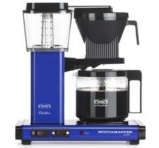 Moccamaster KBGC982 AO Royal Blue Kaffebryggare