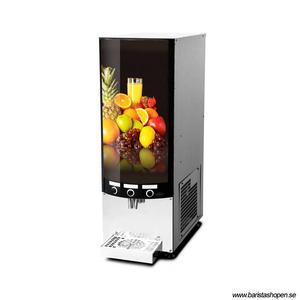 Coffee Queen - Slim Line - Juiceautomat med upp till två produkter