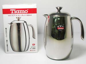 Tiamo - Thermo French Press 0,8L