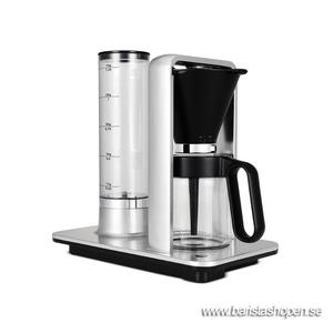 Wilfa WSP-2A - Svart Precion Kaffebryggare i borstad aluminium