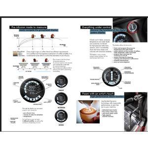 Sanremo - Café Racer - Black & White - Espressomaskin