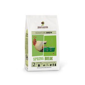 Johan & Nyström - Spring Break - Brasilien/Burundi - Ljusrostade kaffebönor - 250g