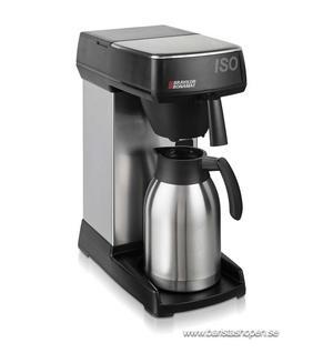 Bonamat - ISO termosbryggare 2013 - Kaffebryggare - Utan fast anslutning