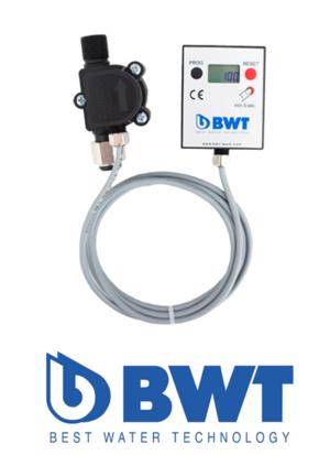 Bestmax - BWT Aquameter - Håll koll på vattenförbrukningen