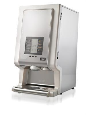 Bonamat - Bolero XL 423 White - Instantautomat - Stort utbud av kaffedrycker
